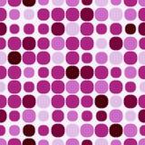 Telhas roxas Fotografia de Stock