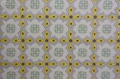 Telhas tradicionais de Azulejos Imagens de Stock