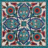 Telhas turcas Imagem de Stock