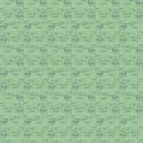 Telhas verdes Imagem de Stock Royalty Free