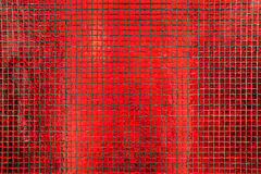 Telhas vermelhas Fotos de Stock