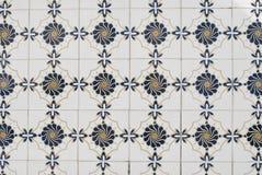 Telhas vitrificadas portuguesas 115 Imagens de Stock
