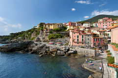 Tellaro royalty free stock images
