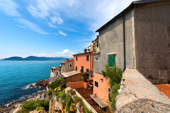 Tellaro - Golfo dei Poeti - Liguria Italy Royalty Free Stock Photography
