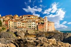 Tellaro - Liguria - Italy Royalty Free Stock Photo