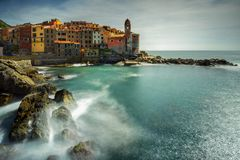 Tellaro  Liguria  Italy Stock Photos