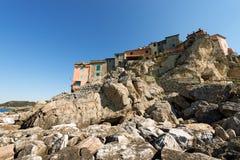Tellaro - Liguria - Italy Stock Image