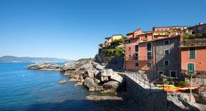 Tellaro - Liguria - Italy Stock Photography