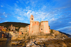 Tellaro - Liguria - Italy Stock Photo
