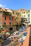 Tellaro, old small village in Italy Royalty Free Stock Photo