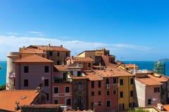 Tellaro Tuscany Italy Royalty Free Stock Photo