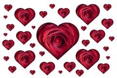 Tellement dans l'amour Image libre de droits