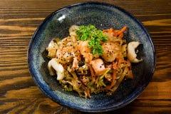 Teller der japanischen Küche Lizenzfreie Stockbilder