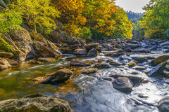 Tellico River Stock Image