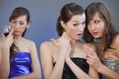 Telling secrets Royalty Free Stock Photo