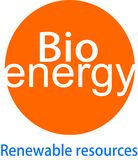 Bio energy logo and desaign. This  tells to always look for alternative energy besides petroleum Royalty Free Stock Photos