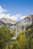 Telluride, Colorado. The Town of Telluride is a Home Rule Municipality that is the county seat and the most populous town of San Miguel County in the Stock Photos