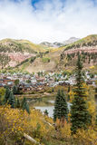 Telluride, Colorado Royalty Free Stock Photo