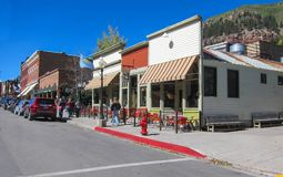 Telluride Colorado Stock Images