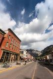 Telluride, Kolorado Fotografia Royalty Free