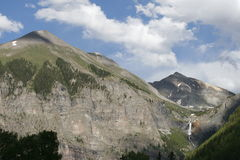 Telluride Peaks Royalty Free Stock Photography