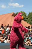 Telly Monster Royalty Free Stock Image