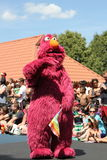 Telly Monster Royalty Free Stock Photos