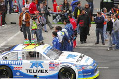 Telmex team Royalty Free Stock Image
