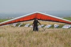Telomoyo-Drachenfliegen MEISTERSCHAFTEN 2015 Lizenzfreies Stockfoto