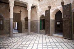 Telouet ancient kasbah Royalty Free Stock Images