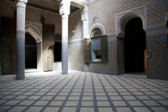 Telouet ancient kasbah Stock Image
