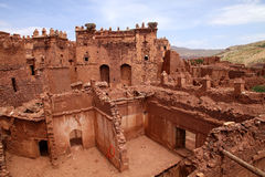 Telouet kasbah Royalty Free Stock Images