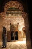Telouet Kasbah interior Royalty Free Stock Photography