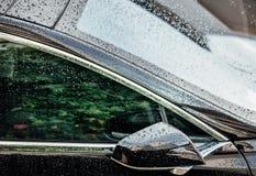Telsa-Modell S Detail Lizenzfreies Stockbild