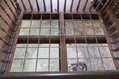 TELUK INTAN, MALASIA, el 1 de mayo de 2018: Menara Condong o el inclinarse a foto de archivo libre de regalías
