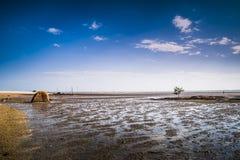 Teluk Sisek Beach Royalty Free Stock Image