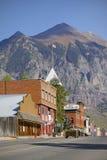 Telururo Colorado Fotos de archivo libres de regalías