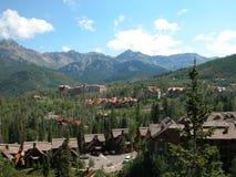 Telururo, Colorado Imagenes de archivo