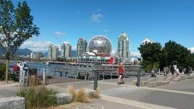 Telus-Welt der Wissenschaft, Vancouver, Kanada Lizenzfreie Stockfotos