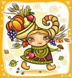 Tema 12 di ringraziamento royalty illustrazione gratis