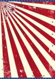 Tema americano Foto de archivo libre de regalías
