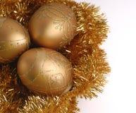 Tema da decoração do Natal imagens de stock royalty free