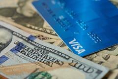 Tema da finança do banco Fotografia de Stock Royalty Free