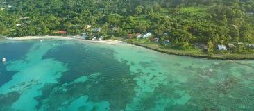 Tema da praia de Paradise fotos de stock royalty free