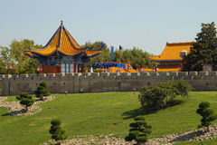 Tema de China foto de stock royalty free