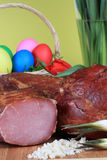 Tema de Easter Imagem de Stock Royalty Free