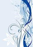 Tema de la flor Imagen de archivo