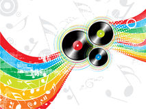 Tema de la música Imagen de archivo