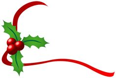 Tema de la Navidad Imagen de archivo