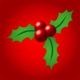 Tema de la Navidad Fotos de archivo